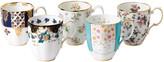 Royal Albert 100 Years Mug Set - 5 Piece - 1900-1940