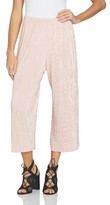 1 STATE Women's 1.state Plisse Culottes