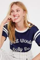 What Would Dolly Do Tee by Understated Leather at Free People