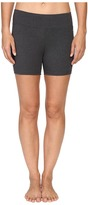 Jockey Active - Bike Short w/ Wide Waistband Women's Shorts