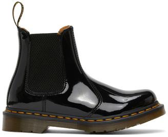 Dr. Martens Black 2976 Lamper Chelsea Boots