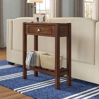 """Three Posts Bellingham Solid Wood Console Table Size: 30"""" H x 28"""" W x 10"""" D"""