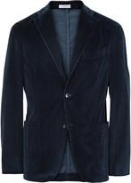 Boglioli - Blue K-jacket Slim-fit Stretch-cotton Corduroy Blazer