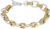 Lauren Ralph Lauren Small Cable Link Bracelet Bracelet