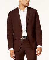INC International Concepts Men's Slim-Fit Cross-Hatch Blazer, Created for Macy's