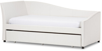 Design Studios Vera Twin Daybed With Rollout Trundle