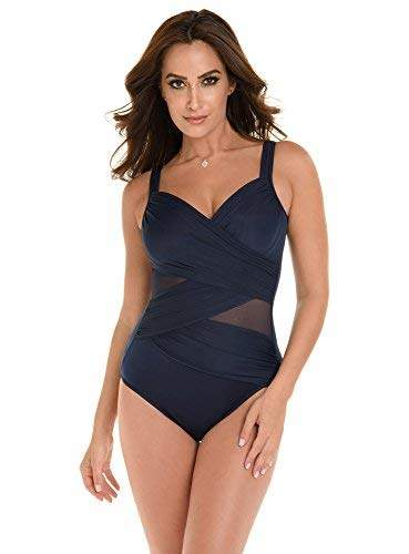 Miraclesuit Solid Madero One-Piece DD-Cups