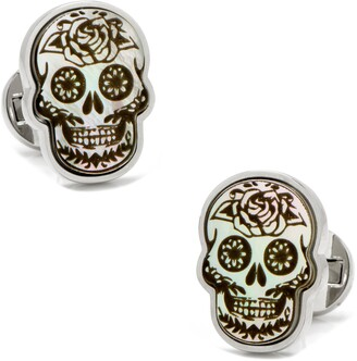 Cufflinks Inc. Day of the Dead Cuff Links