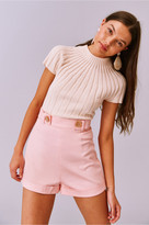 Finders Keepers VALENTINA SHORT blush