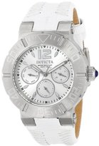 Invicta Women's 14738 Angel Analog Display Swiss Quartz White Watch