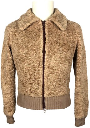 Tsumori Chisato Brown Wool Jacket for Women