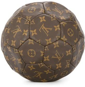 Louis Vuitton Soccer Ball monogram canvas bag