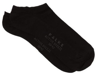 Falke Active Breeze Trainer Socks - Black
