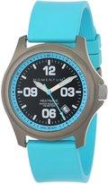 Momentum St.Moritz Watch Group Women's 1M-SP17A1A Heatwave Titanium Analog Watch with Date Watch