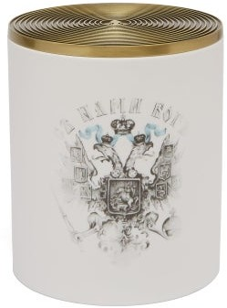 L'OBJET Lobjet - The Russe No.75 Large Scented Candle - White Black