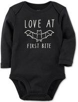 Carter's First Bite Glow-In-The-Dark Cotton Bodysuit, Baby Boys & Girls (0-24 months)