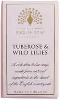 Tuberose The English Soap Company and Wild Lilies Soap