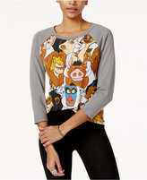 Mighty Fine Juniors' Disney The Lion King Graphic T-Shirt