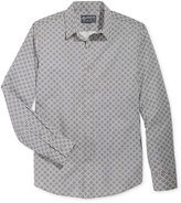 American Rag Men's Severin Geo-Print Shirt, Only at Macy's