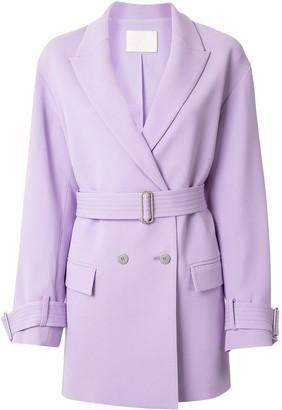 Dion Lee Suit Jacket Dress
