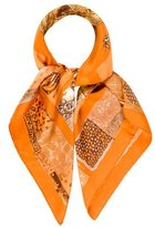Hermes Persona Woven Scarf