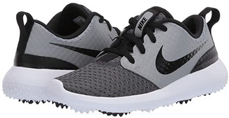 Nike Roshe G (Little Kid/Big Kid) (Anthracite/Black/Particle Grey) Men's Golf Shoes