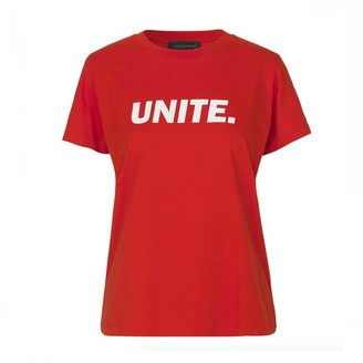 Storm & Marie - Unite Tee - XS - Red