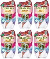 Montagne Jeunesse Dead Sea Mud 20 g Face Masque Sachets - Pack of 6