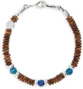 Caputo And Co Rondelle Bead Bracelet