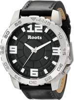 Roots Men's 1R-LF600BA2B South Tea Analog Display Japanese Quartz Watch