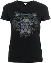 Kenzo Tiger T-shirt - women - Cotton - M