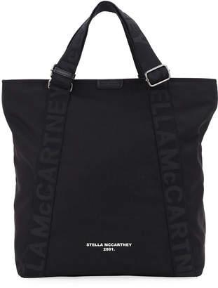 Stella McCartney Medium Eco Nylon Zip Tote Bag