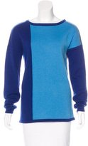 Derek Lam Cashmere Colorblock Sweater