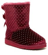 UGG Australia Bailey Bow Starlight UGGpure (TM) and Genuine Shearling Boot (Little Kid & Big Kid)