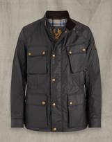 cuscús coreano Incomodidad  Mens Waxed Vests - ShopStyle UK