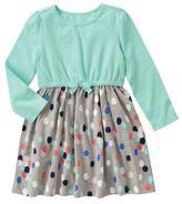 Gymboree Sketch Dot Dress