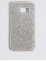 M&S Collection Samsung S7® Glitter Phone Case