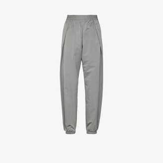 Y-3 CH1 pleated-detail track pants