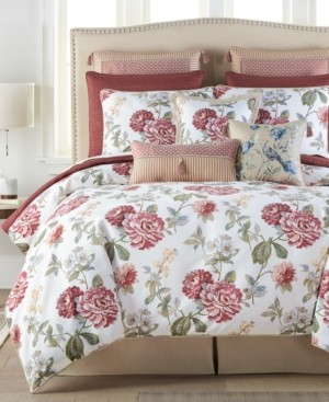 Croscill Fleur California King Comforter Set Bedding