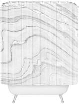 Deny Designs Rebecca Allen Fresh Marble Shower Curtain