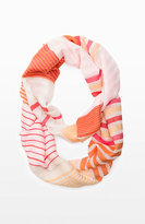 J. Jill Ultrasoft Striped Infinity Scarf