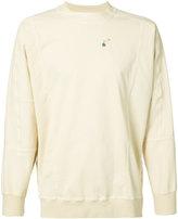 L'Equip oversized sweatshirt - men - Cotton/Spandex/Elastane - S
