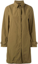Aspesi Gabardina coat - women - Polyester/Polyimide - L