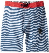 Volcom Mag Vibes Slinger Boardshorts Boy's Swimwear