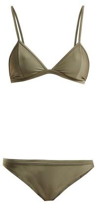 Haight Low-rise Triangle Bikini - Khaki