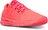 Under Armour Women's Speedform Slingshot Neon Running Sneakers from Finish Line