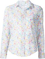 Frank And Eileen floral print shirt