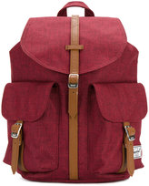 Herschel multi-pockets strappy backpack - unisex - Polyester/Polyurethane - One Size