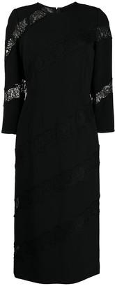Dolce & Gabbana Calf-Length Sheath Dress