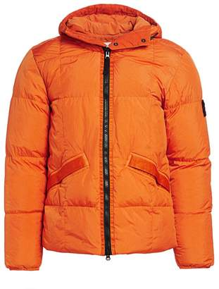 Stone Island Hooded Down Puffer